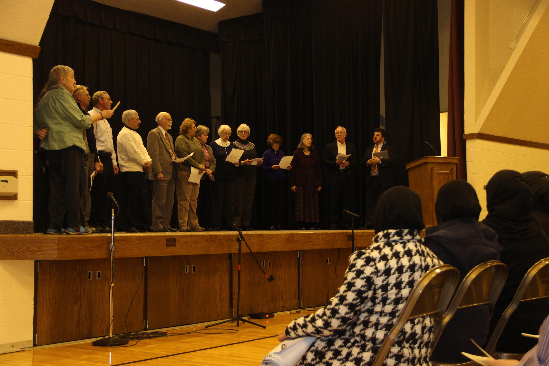 Congregation Beth Sholom-Chevra Shas and Pebble Hill Presbyterian Church