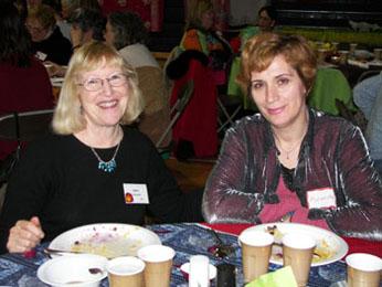 International Dinner 2008