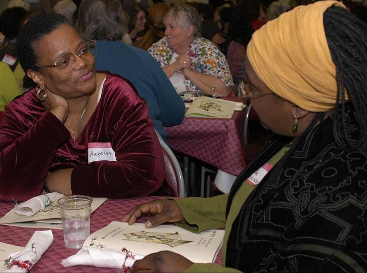 International Dinner 2006