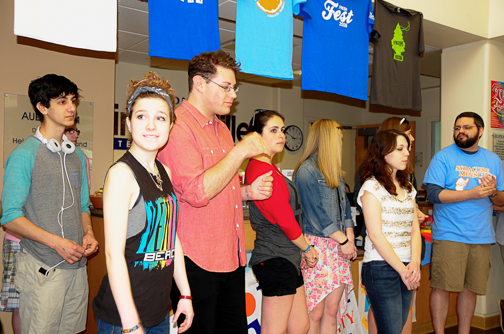 Hillel - student oy capella singers