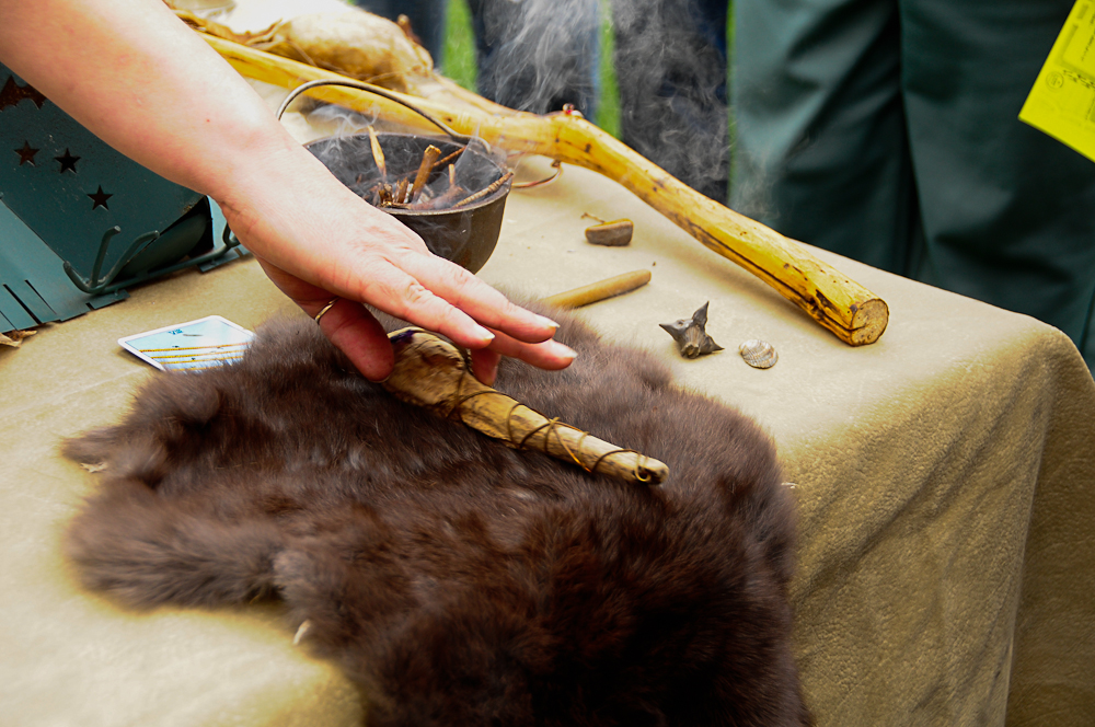 Pagan ritual elements