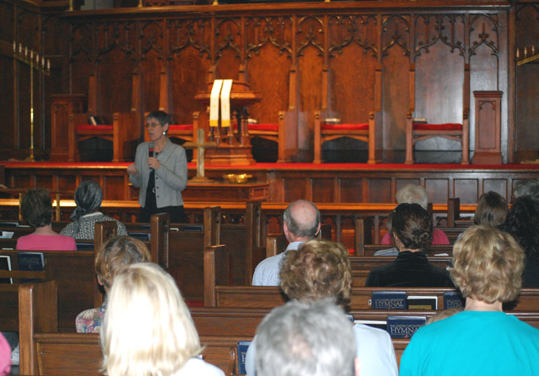 UUMC - Talk JTOA 2007