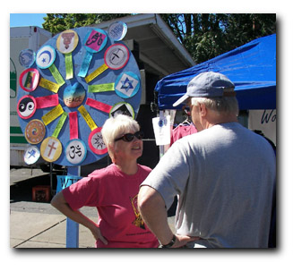 Westcott street fair conversation