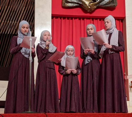Bosnian Masjid in Syracuse - song