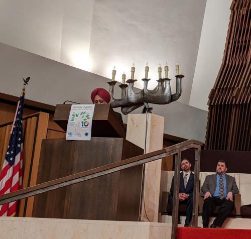 Sikh Foundation of Syracuse - reading and prayers