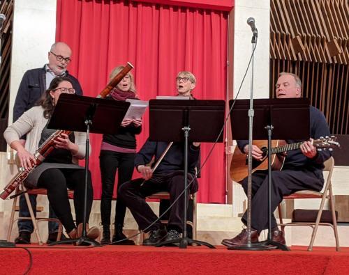 St. Paul's Episcopal Church - song