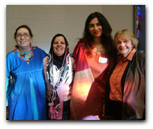 We're an diverse group of women of various faith perspectives and traditions, Come to one of our monthly meetings and learn more about us.