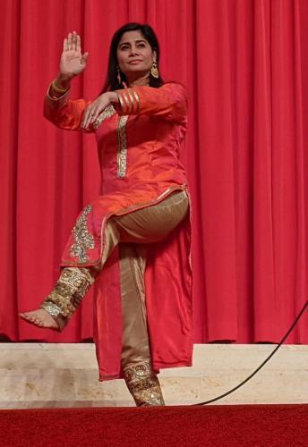 Hindu Students Association Syracuse University - dance