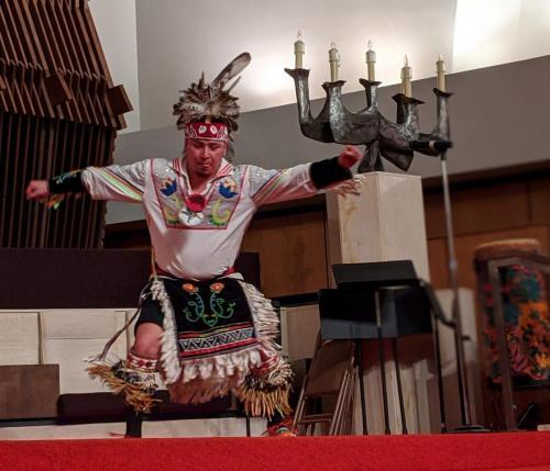 Iroquois Smoke Dancer